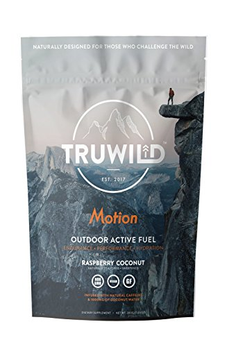 Motion, All Natural Plant Based Vegan Pre Workout Powder for Men & Women, Clean Sustainable Energy Supplement with Electrolytes, Increased VO2 Max, No Chemicals, Fillers or Synthetic Stimulants