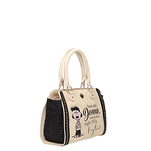 Borsa le Pandorine bauletto donna NEW COLLECTION AI 20178 (K) Beige