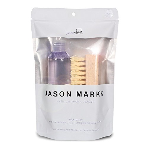 Jason Markk Unisex Essential Shoe Care Kit Purple