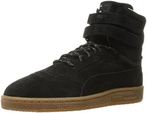 PUMA Men's Sky II HI Winterised Basketball Shoe