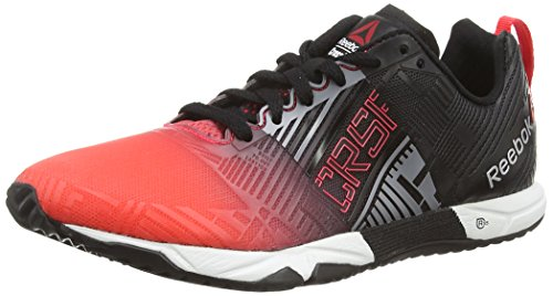 Reebok Crossfit 0 Sprint white black Cherry Femme neon Chaussures Multicolore 2 Fitness Sbl De Mehrfarbig R r5wIar