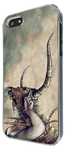 812 - Taurus Bull sign Design iphone 5 5S Coque Fashion Trend Case Coque Protection Cover plastique et métal