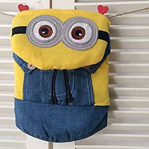 Hot Dawgs Dog Minion Despicable Me Costume Fancy Dress Outfit (16)