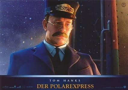 Amazon Com The Polar Express Poster Movie German 11x14 Tom Hanks Andrew Ableson Debbie Lee Carrington Toys Games