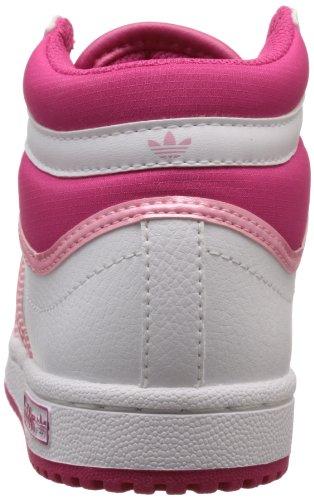 Blanc White White Topten Zapatillas Pink K Hi Blanco Blast Originals Adidas xpwvfqBYB