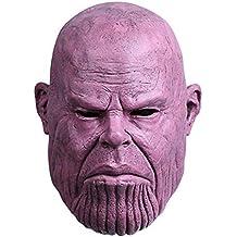 FangjunxianST Infinity War Superhero Mask Latex Full Head Halloween Cosplay Props