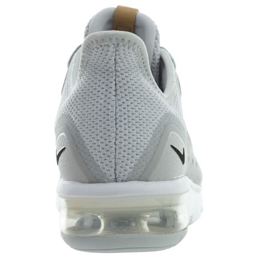 Air Max Black Sequent Platinum Pure Chaussures de Femme 3 008 Running White Nike Multicolore d5nwPxd