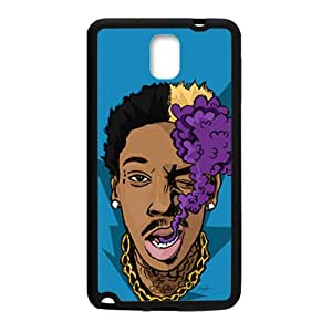 Dope Cartoons Black Phone Case for Samsung note3