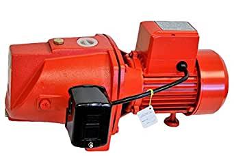 Hallmark industries ma0345x 6 shallow well jet pump with for Jet motor pumps price