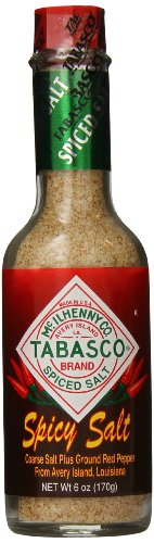 Tabasco Spicy Salt 6 Ounce product image