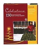 christmas bush lights - Clear Net Lights, 4' x 6', 150 Clear Net lights