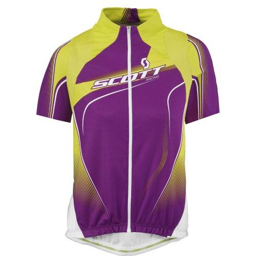 SCOTT Bikewear Womens Rc Short Sleeve Zip Neck Cycling Jersey Shirt 221598-299700 (X-Small)