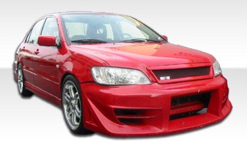 2002-2003 Mitsubishi Lancer Duraflex Walker Kit- Includes Walker Front Bumper (100370), Walker Rear Bumper (100371), and Walker Sideskirts (100372). - Duraflex Body Kits