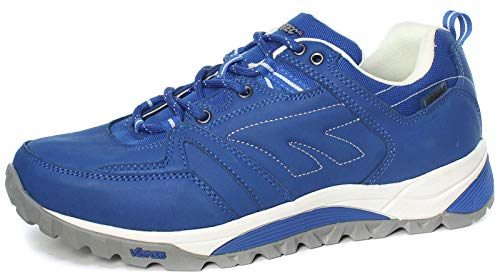 Hi-Tec V-Lite Sphike Nijmegen Low Blue Mens Walking for sale  Delivered anywhere in USA