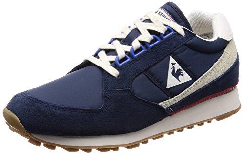 Le Coq Sportif Mann ECLAT Nilon Gum Schuh 41 Blau