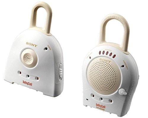 Sony NTM-910YLW Baby Call 900MHz Nursery Rechargeable Monito