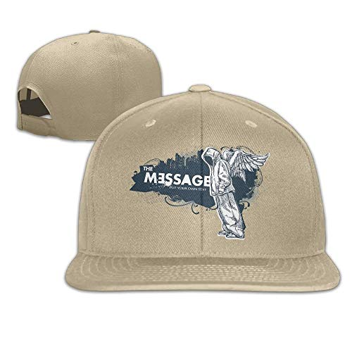 - Cookisn Cool Hand-Painted Youth Flat Visor Baseball Cap - Designed Snapback Hat - 8 Colors