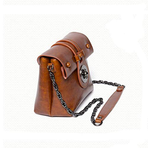 Girl Hongge Bag Lap Woman Side Small Hundred Shoulder Fashion C Chain Bag Bag Leather Bag qr7Bqa