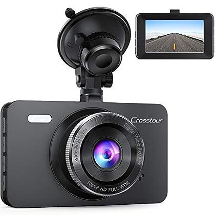 Dash Cam, Crosstour 1080P...