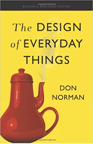UX books The design of everyday things