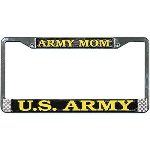 te Frame (Army Mom License Plate Frame)
