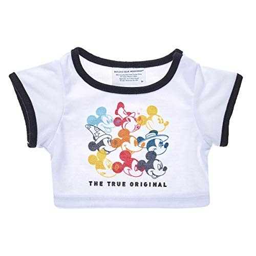 (Build A Bear Workshop Mickey Mouse The True Original T-Shirt)