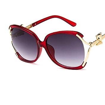 JJHR Gafas de sol Fox Head Lady Sunglasses Gafas De Sol De ...