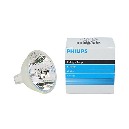 Philips Halogen Reflector 13631 250W GX5.3 24V Light Bulb (24v 250w Replacement Lamp)