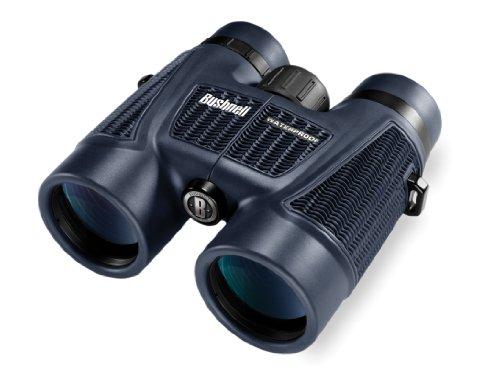 Bushnell H2O Waterproof/Fogproof Roof Prism Binocular, 8 x 42-mm, Black, Outdoor Stuffs