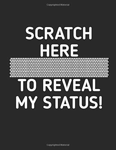 Scratch Here To Reveal My Status Funny Attitude Quotes