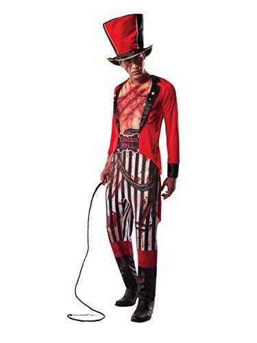 Rubie's Men's Mauled Ringmaster Costume, Multi, -