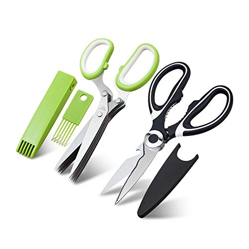 Good quality herb & general purpose scissors