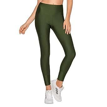 Lorna Jane Women's Resist Core A/B Tight, Army Green Marl, XX-Small