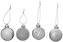 KI Store Christmas Balls Shatterproof Ch...