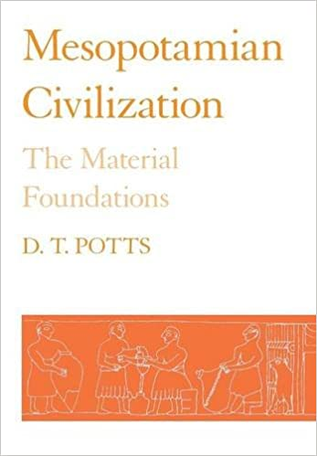 Mesopotamian Civilization : The Material Foundations