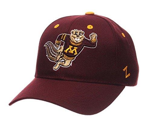 Minnesota Golden Gophers College Baseball - Zephyr Hats Minnesota Golden Gopher University Hat Cap NCAA College Baseball