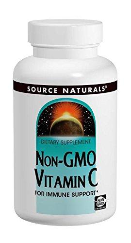 SOURCE NATURALS Non-Gmo Vitamin C Tablet, 240 Count