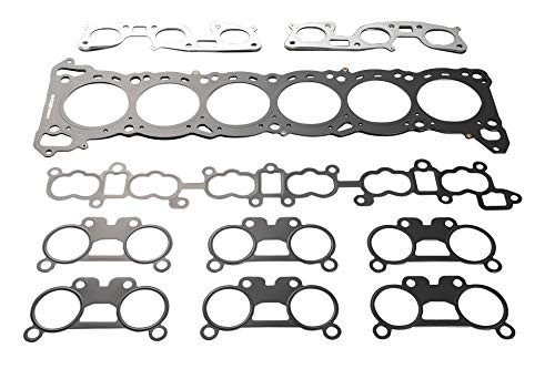Tomei 133015 RB26DETT Metal Gasket Combination Set 87mm Bore x 1.8mm ()