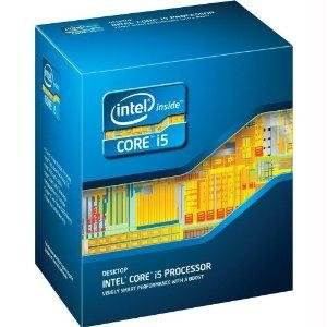 Intel-IMSourcing Intel Core i5 i5-3470 Quad-core (4 Core) 3.20 GHz Processor - Socket H2 LGA-1155 - 1 MB - 6 MB Cache - 5 GT/s DMI - 64-bit Processing - 3.60 GHz Overclocking Speed - 22 nm - 3 Number of Monitors Supported - Intel HD Graphics 2500 Gra