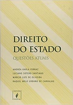 Book Direito Do Estado Questões Atuais