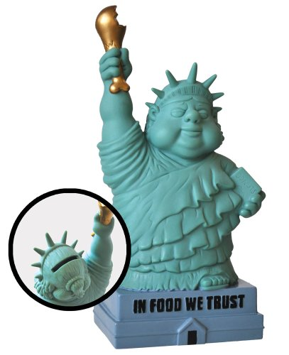 Big Mouth Toys Statue Of Gluttony (Big Mouth Pizza)