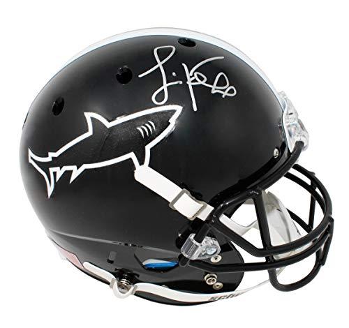 Jamie Foxx Signed Any Given Sunday Sharks Full Size Replica Football Helmet