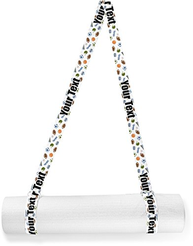 RNK Shops Sports Yoga Mat Strap (Personalized) by RNK Shops
