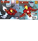 The Unstoppable Ultimo!/Classified: Friends & Foes (Iron Man Armored Adventures (Paperback)) (Mixed media product) - Common