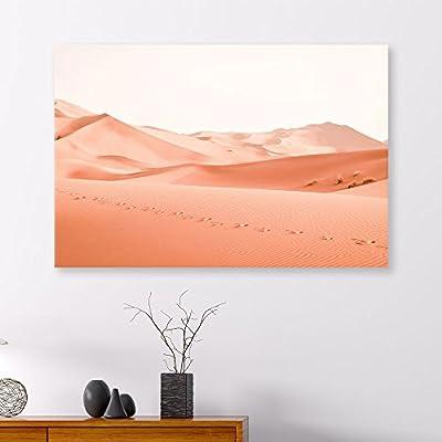 Desert with Camel Foot, Original Creation, Astonishing Visual
