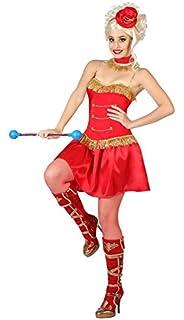 RubieS - Disfraz de Circo Zombi para Mujer, Talla Grande ...