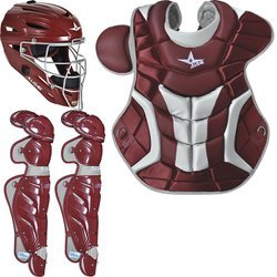 AllStar System 7 Adult Pro Catcher's Set