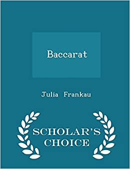 Book Baccarat - Scholar's Choice Edition