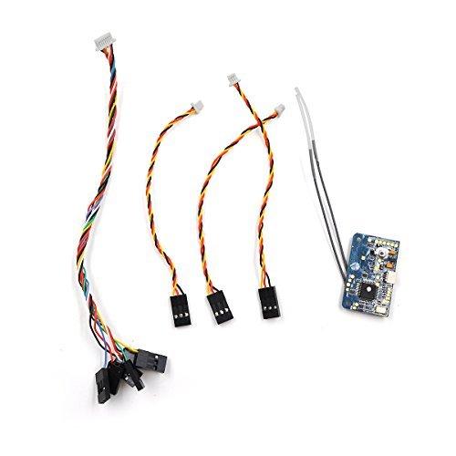 Flysky FS-X6B 6CH Receiver for FS-i10 FS-i8 FS-i6 FS-i6s FS-i6x FS-i4  FS-i4x Transmitter