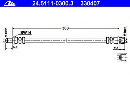 ATE 24511103003 Bremsschlauch